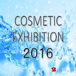 senbi cosmetic exhibition 2016イメージ